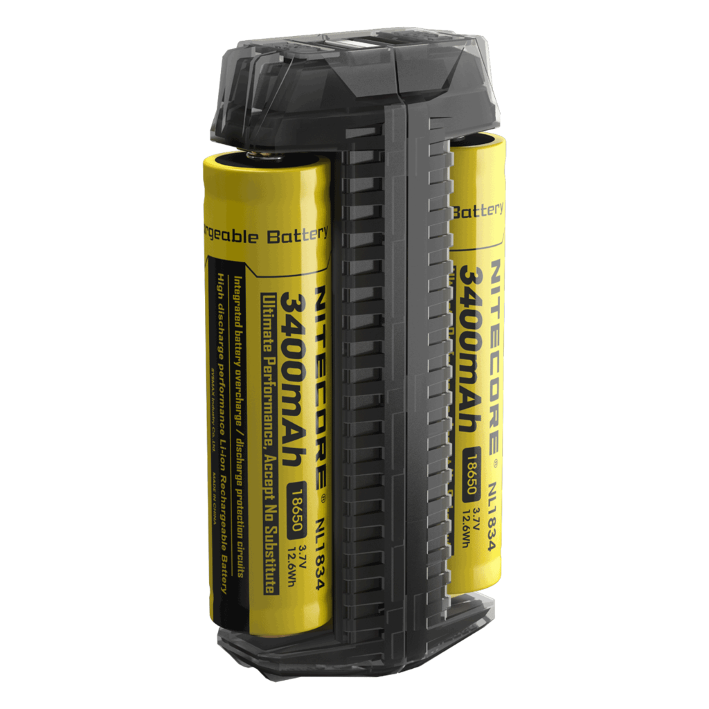 Nitecore F2 Charger and Powerbank