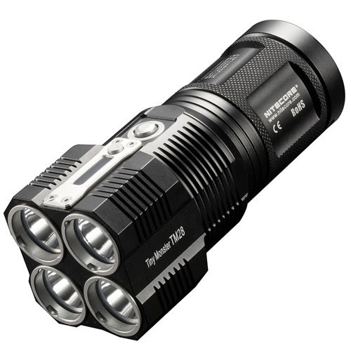 Nitecore TM28 Tiny Monster LED torch set