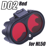 Ferei HL50 double red lens